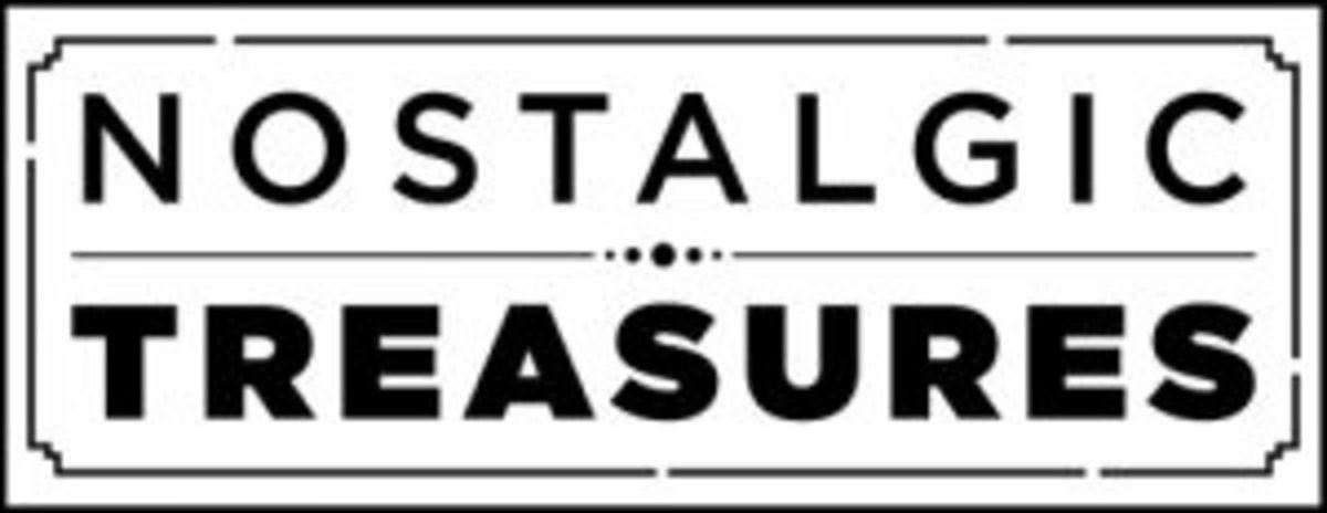 Nostalgic Treasures logo