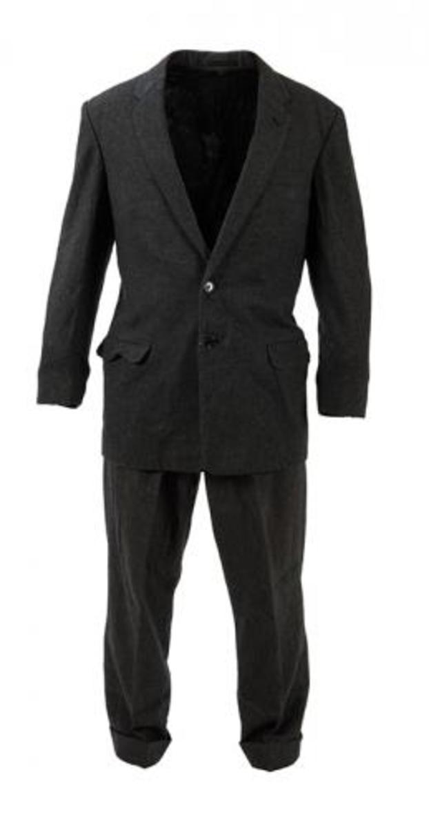 Lee Harvey Oswald suit