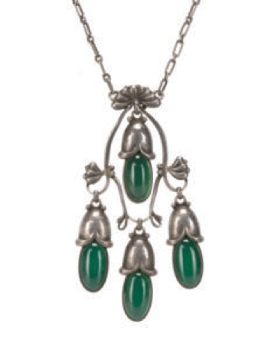 Georg Jensen necklace