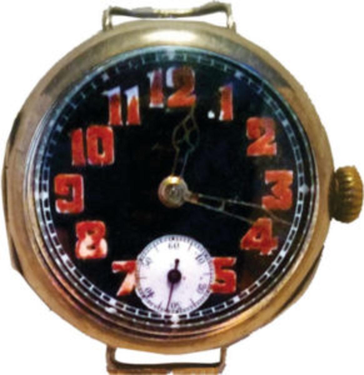 Rolex Trench Watch