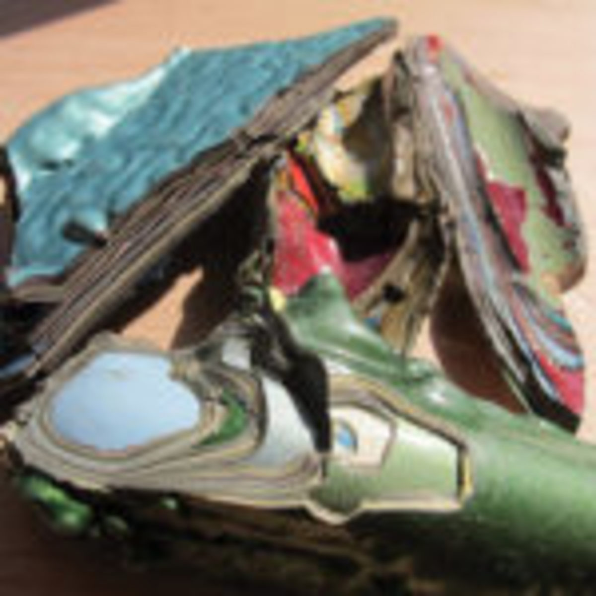 Raw Fordite or Motor Agate