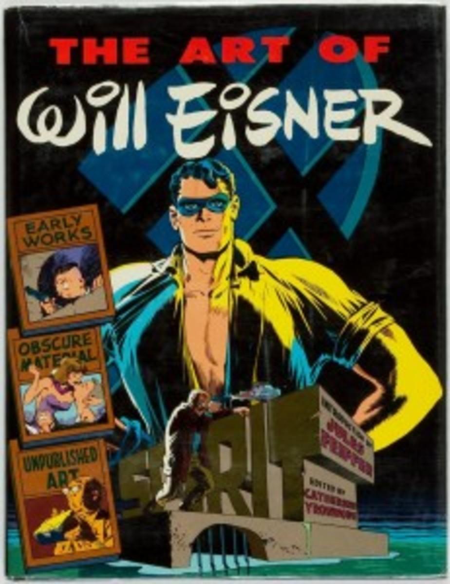 The Art of Will Eisner, Kitchen Sink Press
