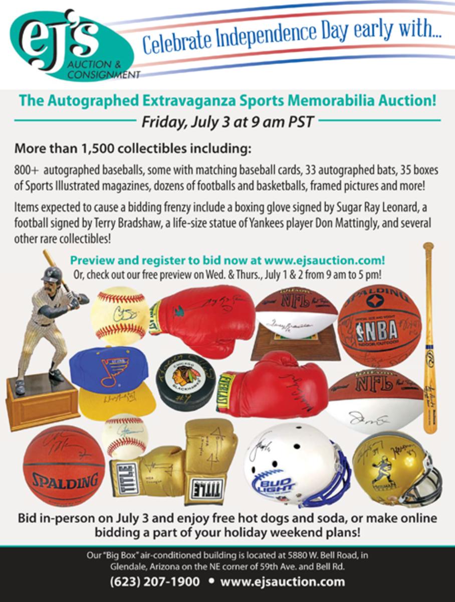 EJ's Auction
