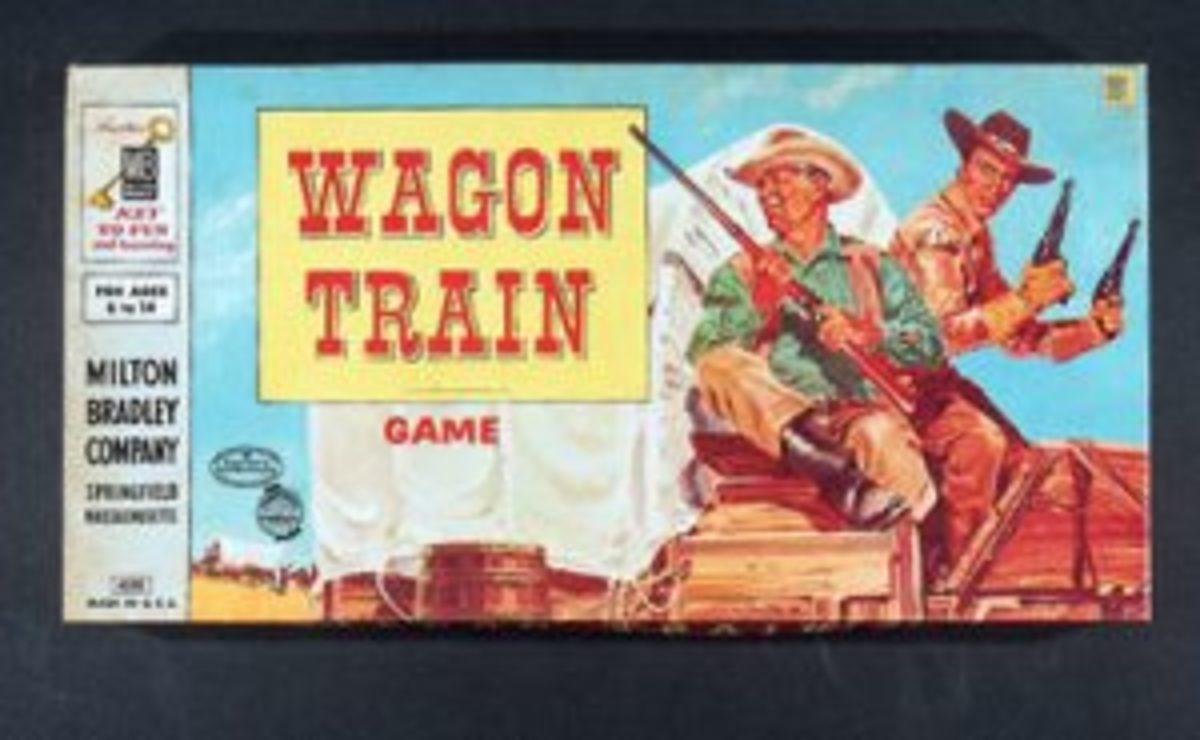 Wagon Train Game