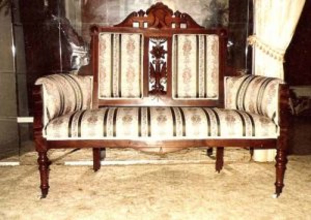 Furniture Detective professional restoration advice