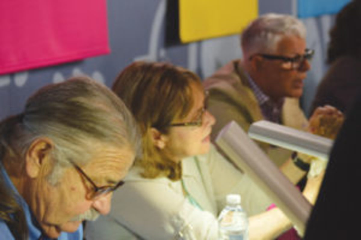 Barrett doll and toy appraisers at Antiques Roadshow