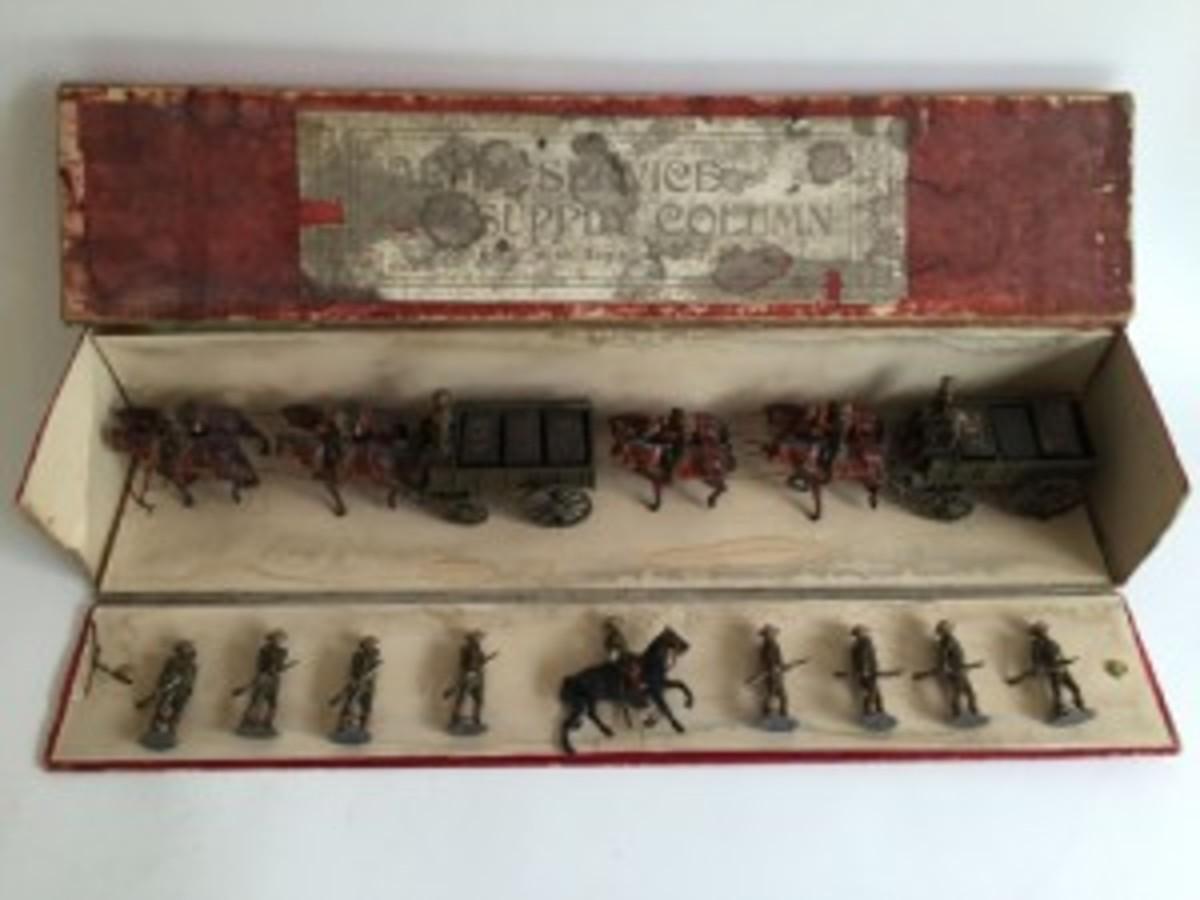 Britain Boer War collectible