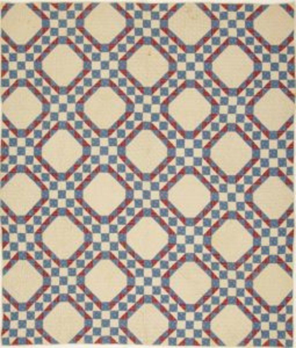 Love Chain quilt