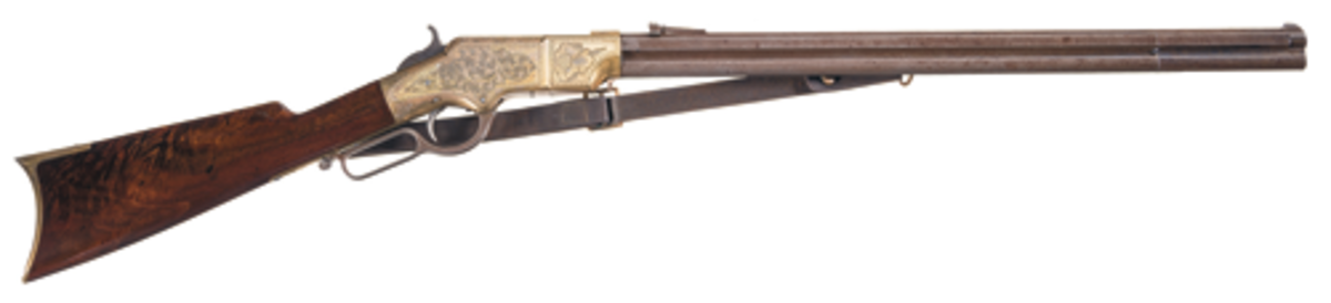 New Haven Arms Henry lever action