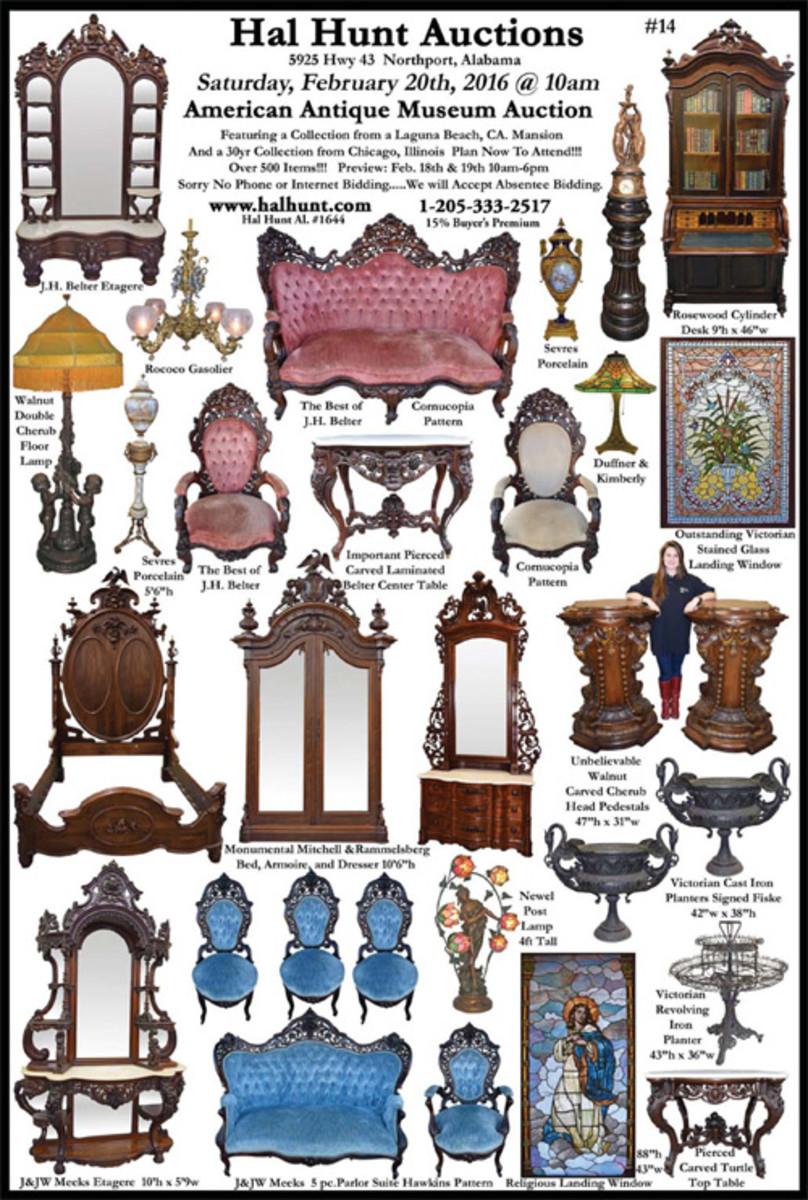 American Antique Museum Auction