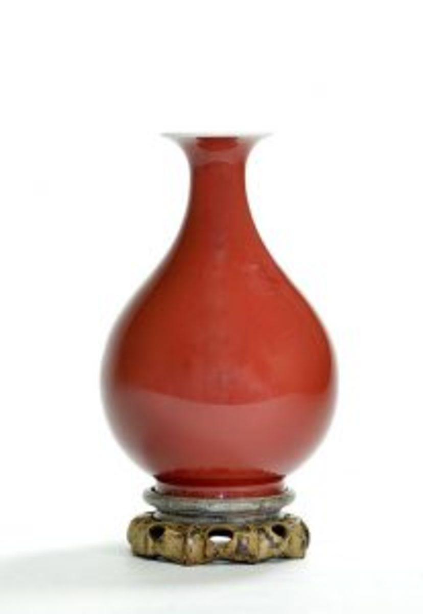 Yuhuchun vase