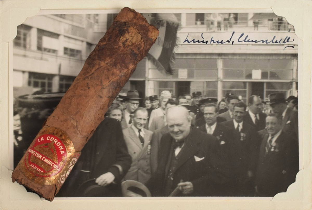 Winston Churchill's cigar