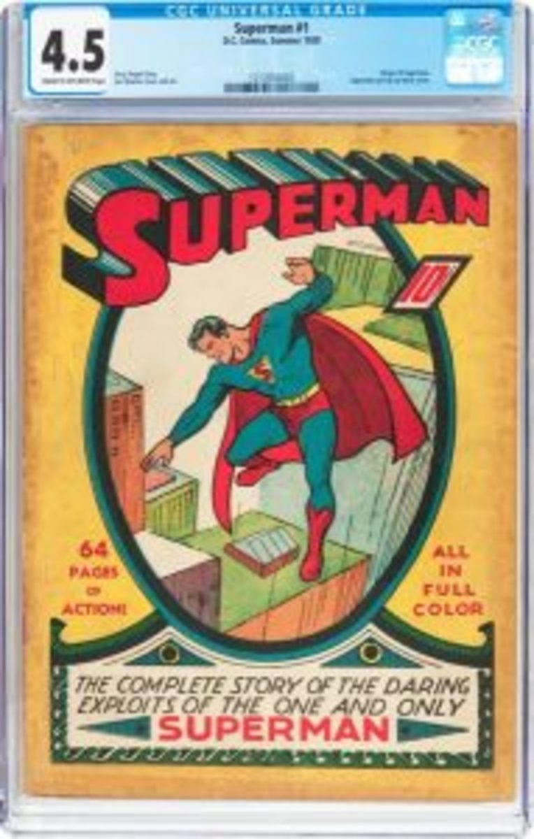 Superman#1