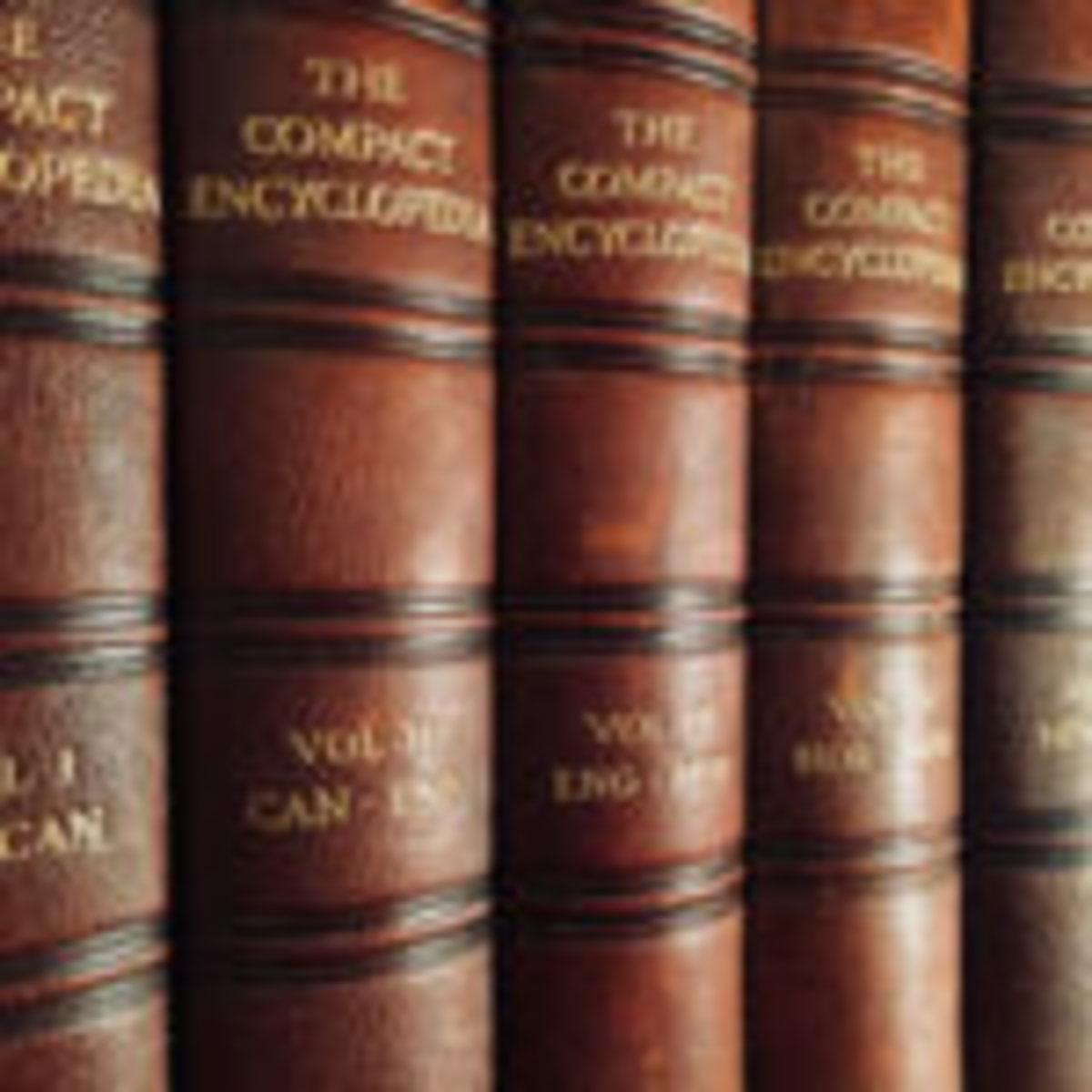 compact encyclopedia