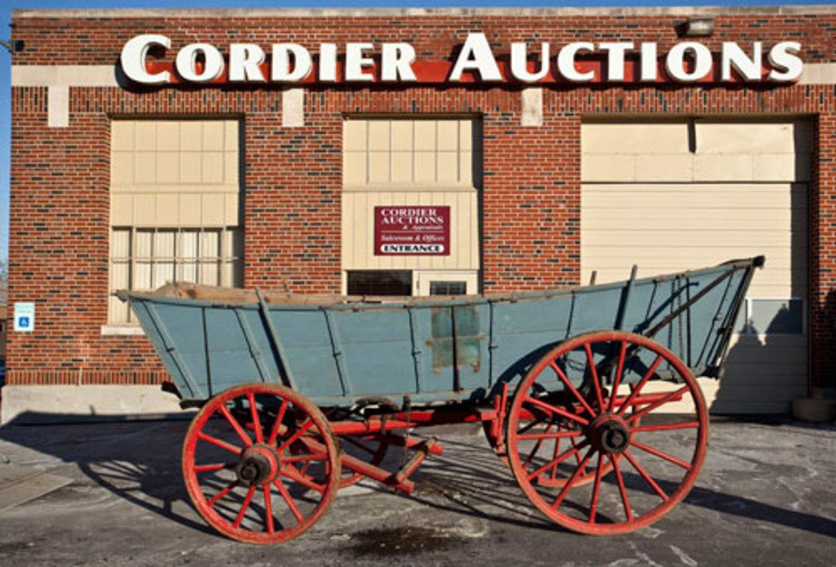 Conestoga-Wagon,-Landis-Valley-Museum,-Lancaster