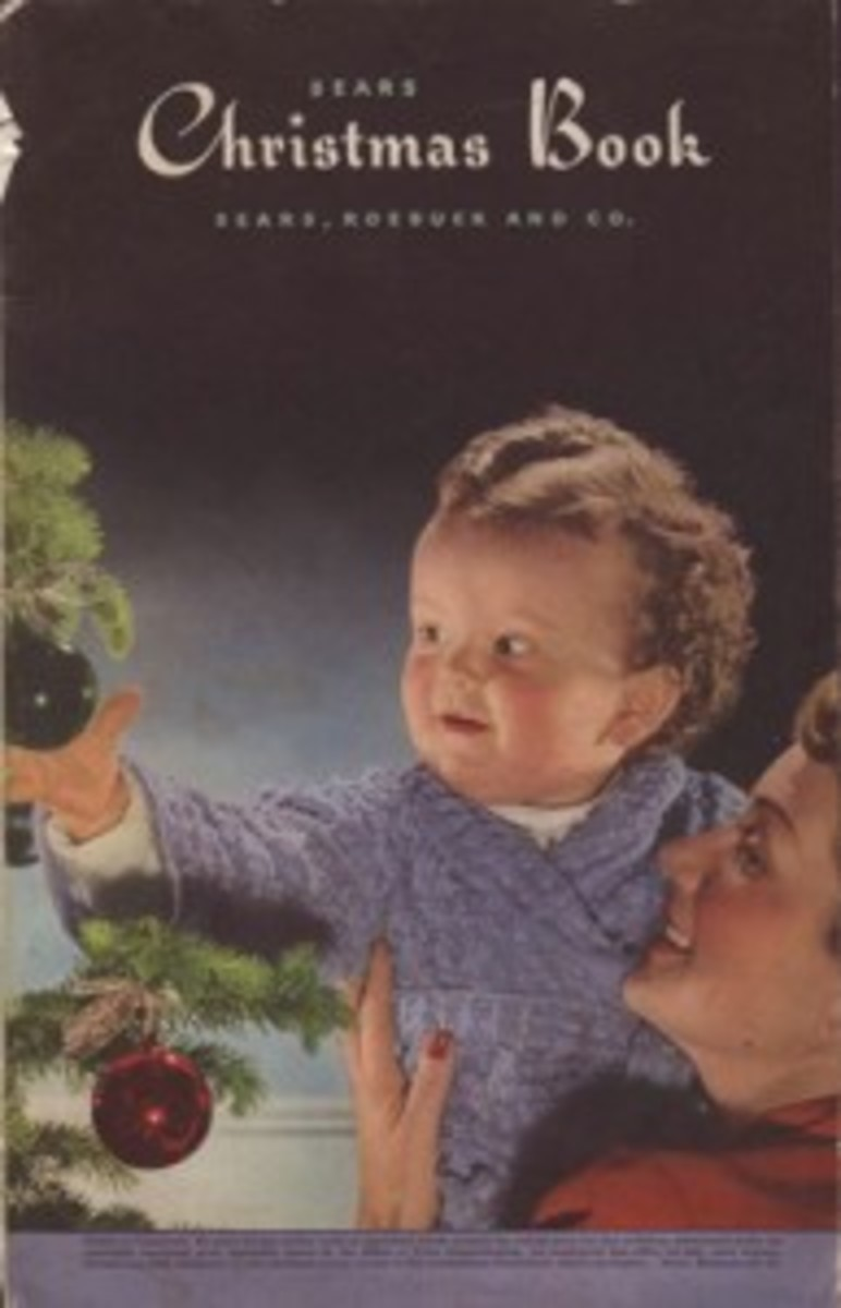 1943 Sears Christmas Book