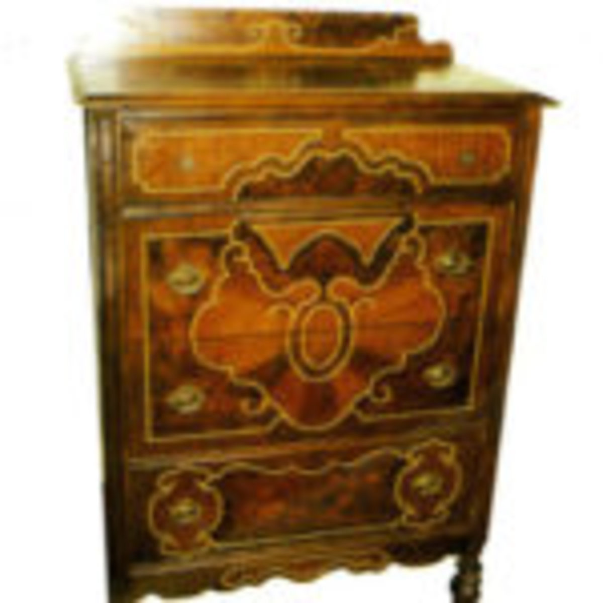 borax chest fake furniture finish