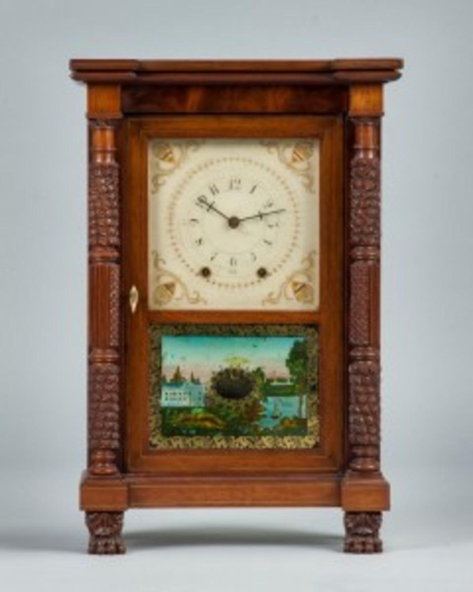 Levenworth clock