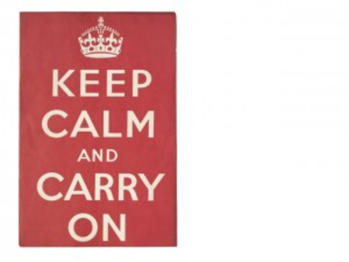 Keep calm copy
