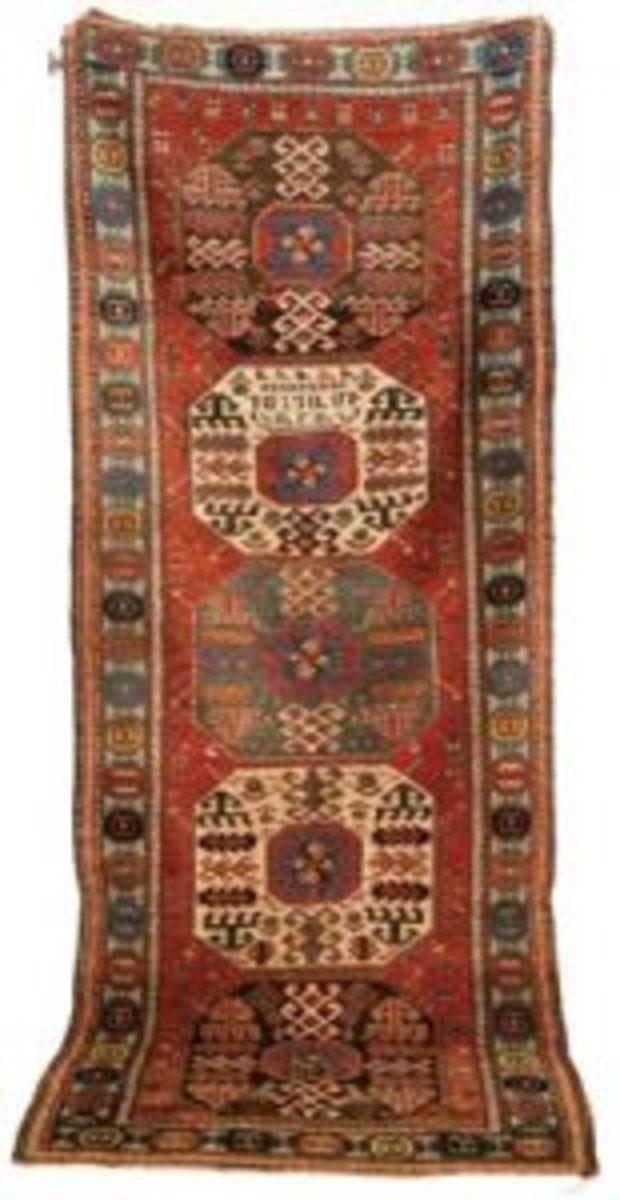 Chajli rug