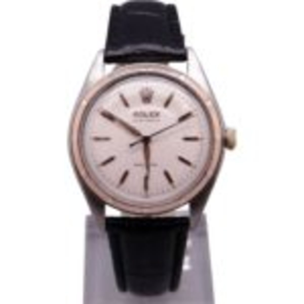 1949 Rolex Oyster Perpetual Big Bubble. Courtesy of Ruby Lane