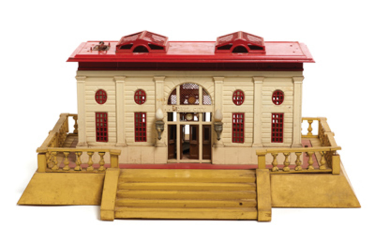 Lionel station accessory