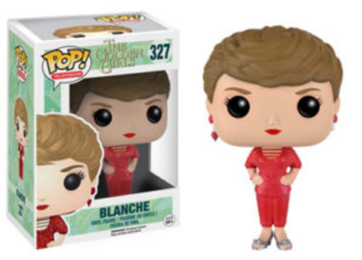 Blanche DuBois from The Golden Girls Funko Pop! Courtesy of Funko
