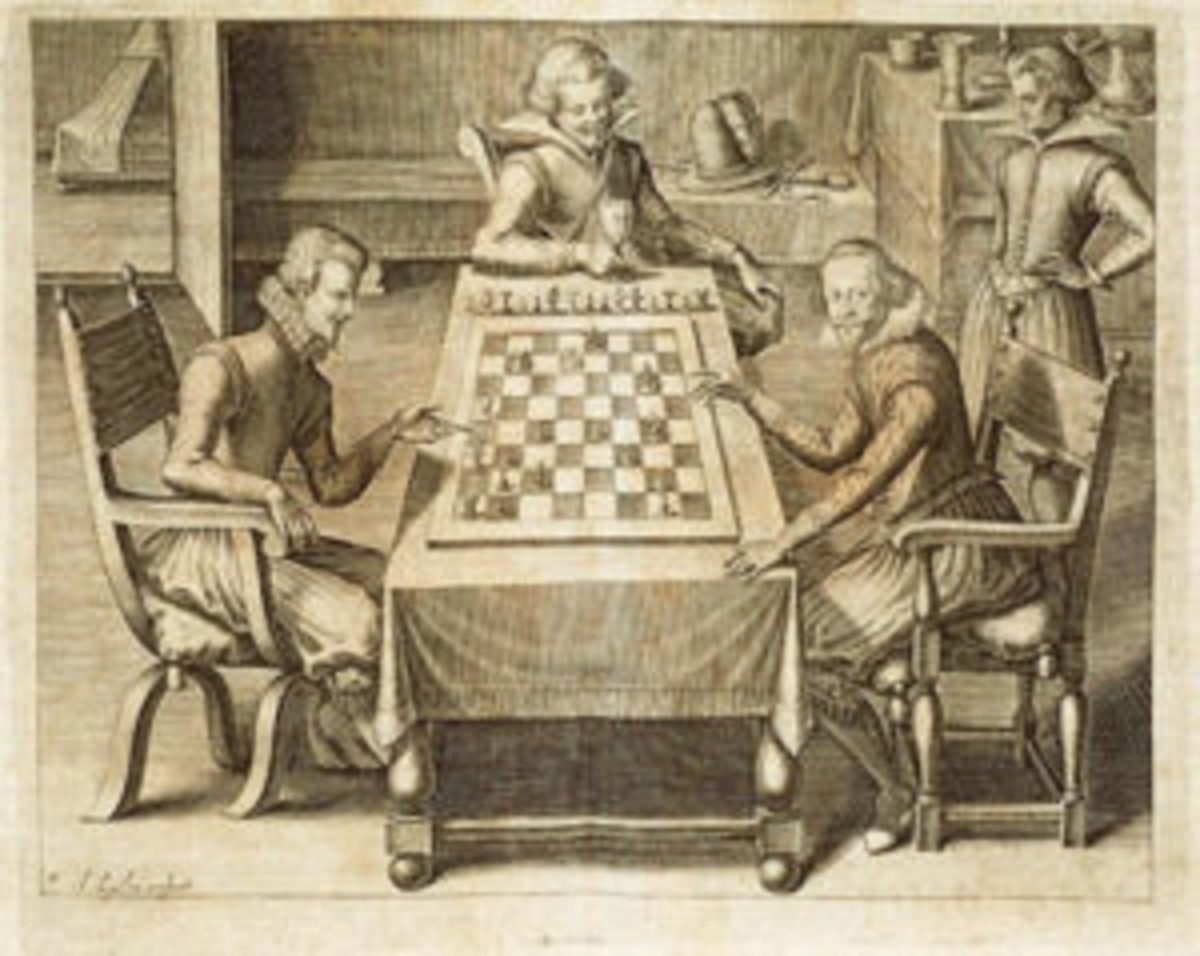 16th century German treatise on chess