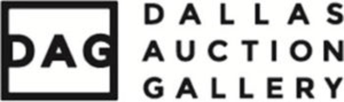 Dallas Auction Gallery logo