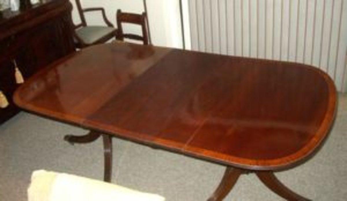 Hybrid table