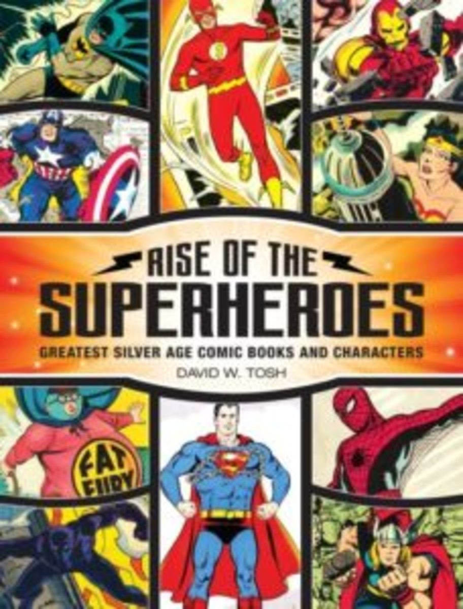 Rise of Superheroes