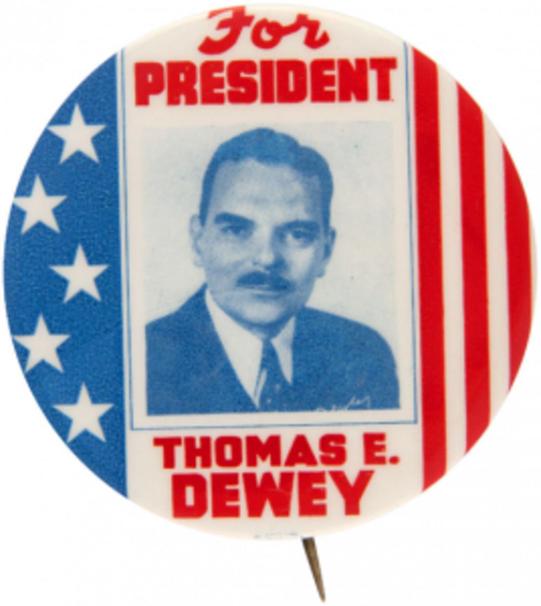 Dewey button