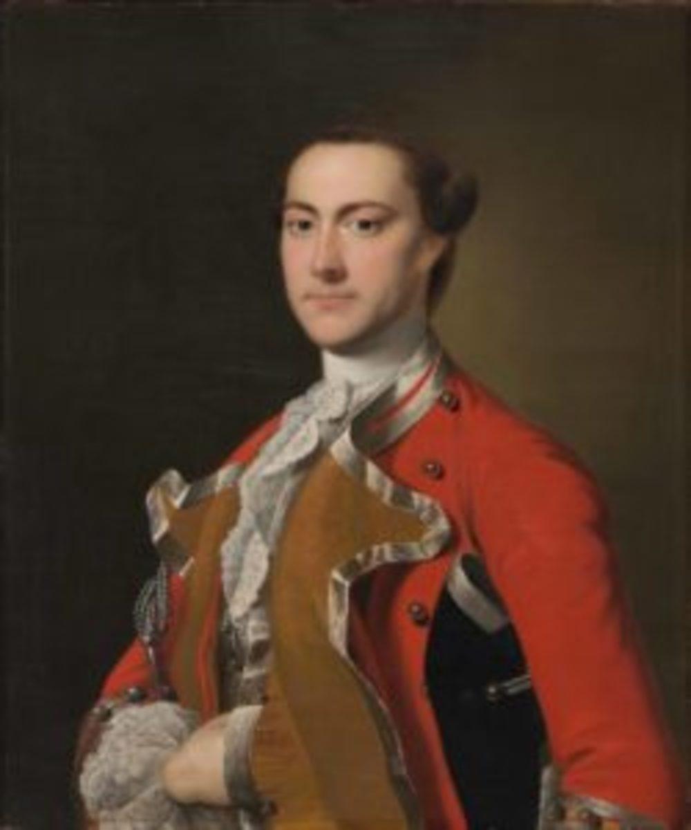 Captain Richard Bayly