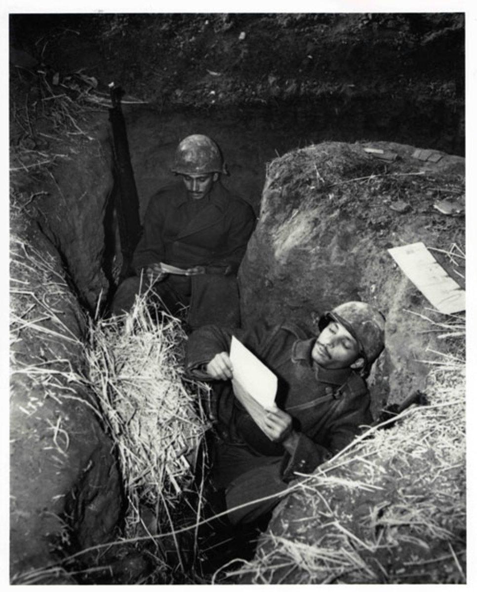 mail call World War II