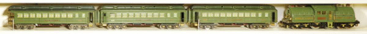 Lionel 381 E Standard