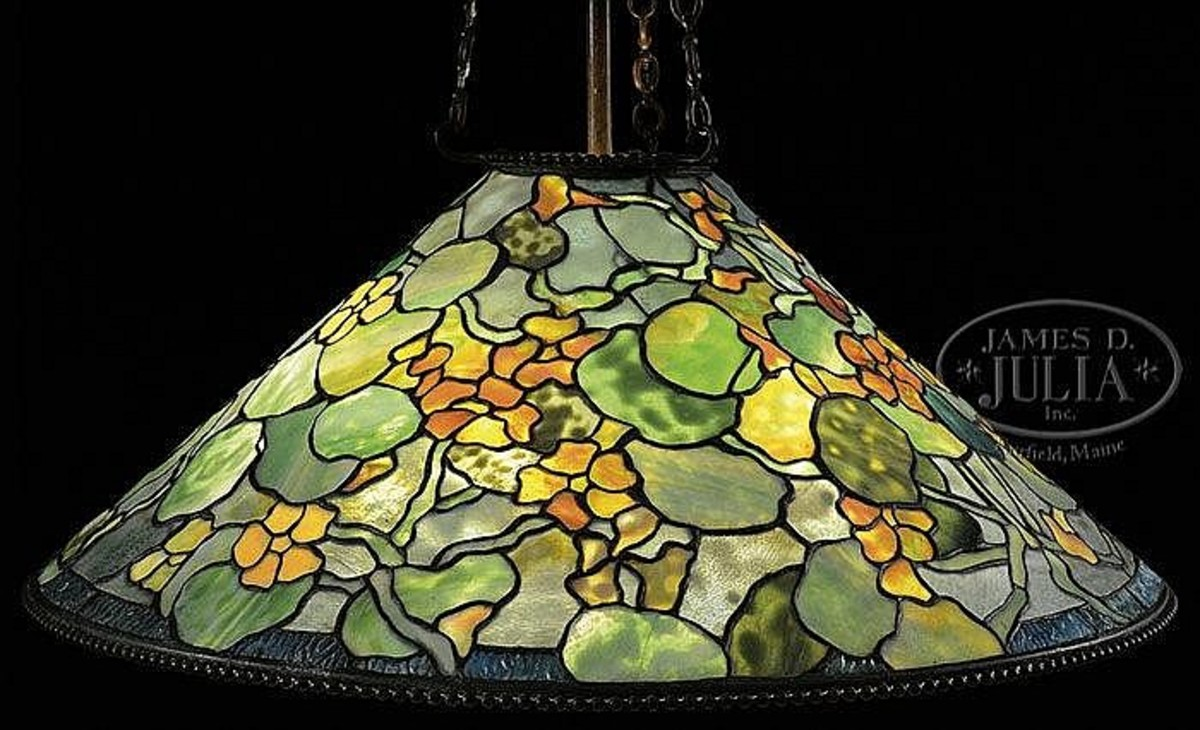 Tiffany chandelier