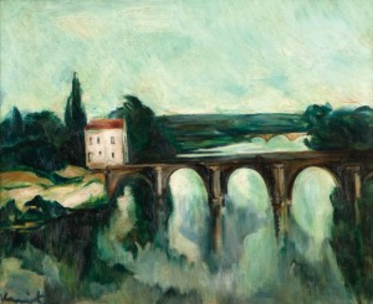 Vlaminick painting