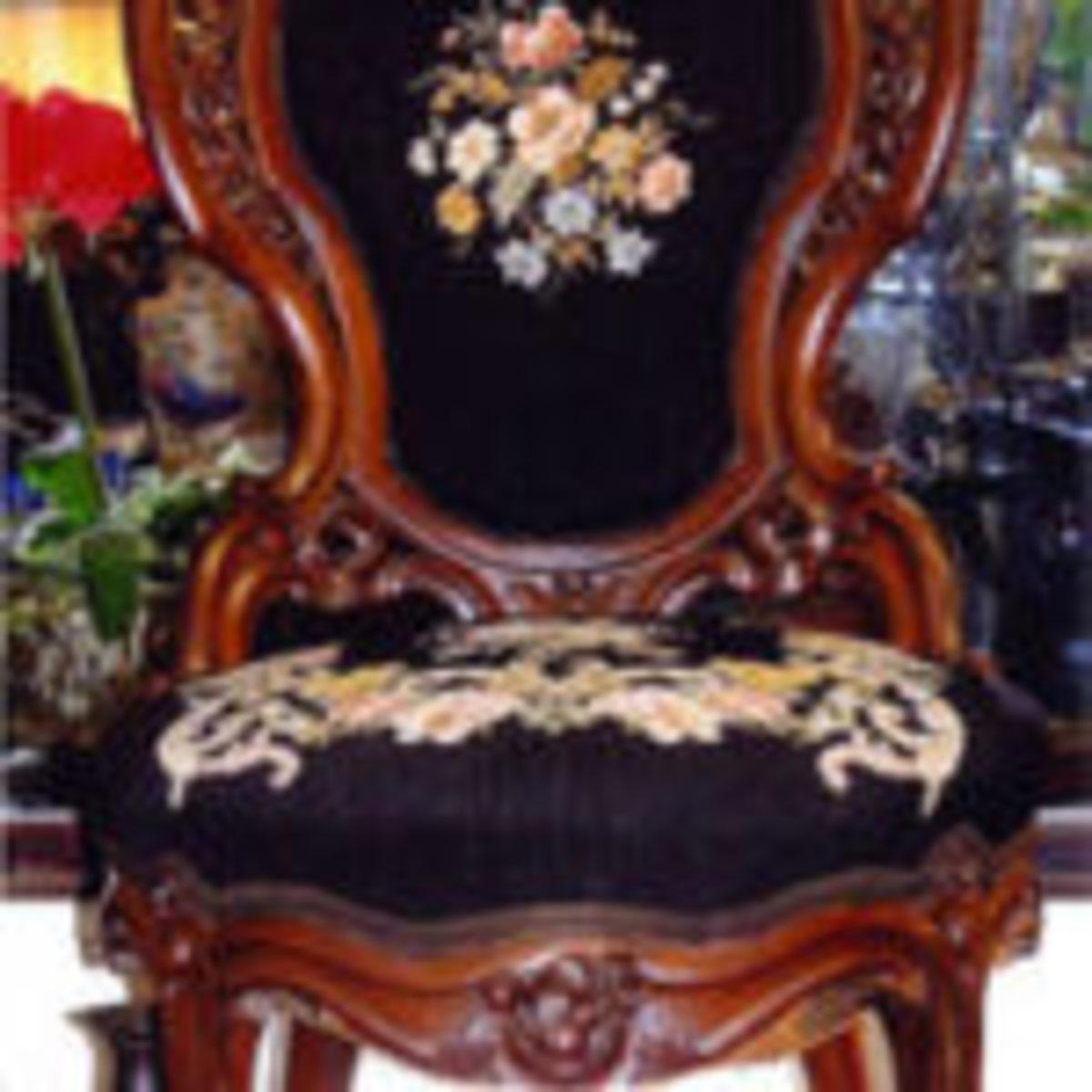 chair by J. & J.W. Meeks