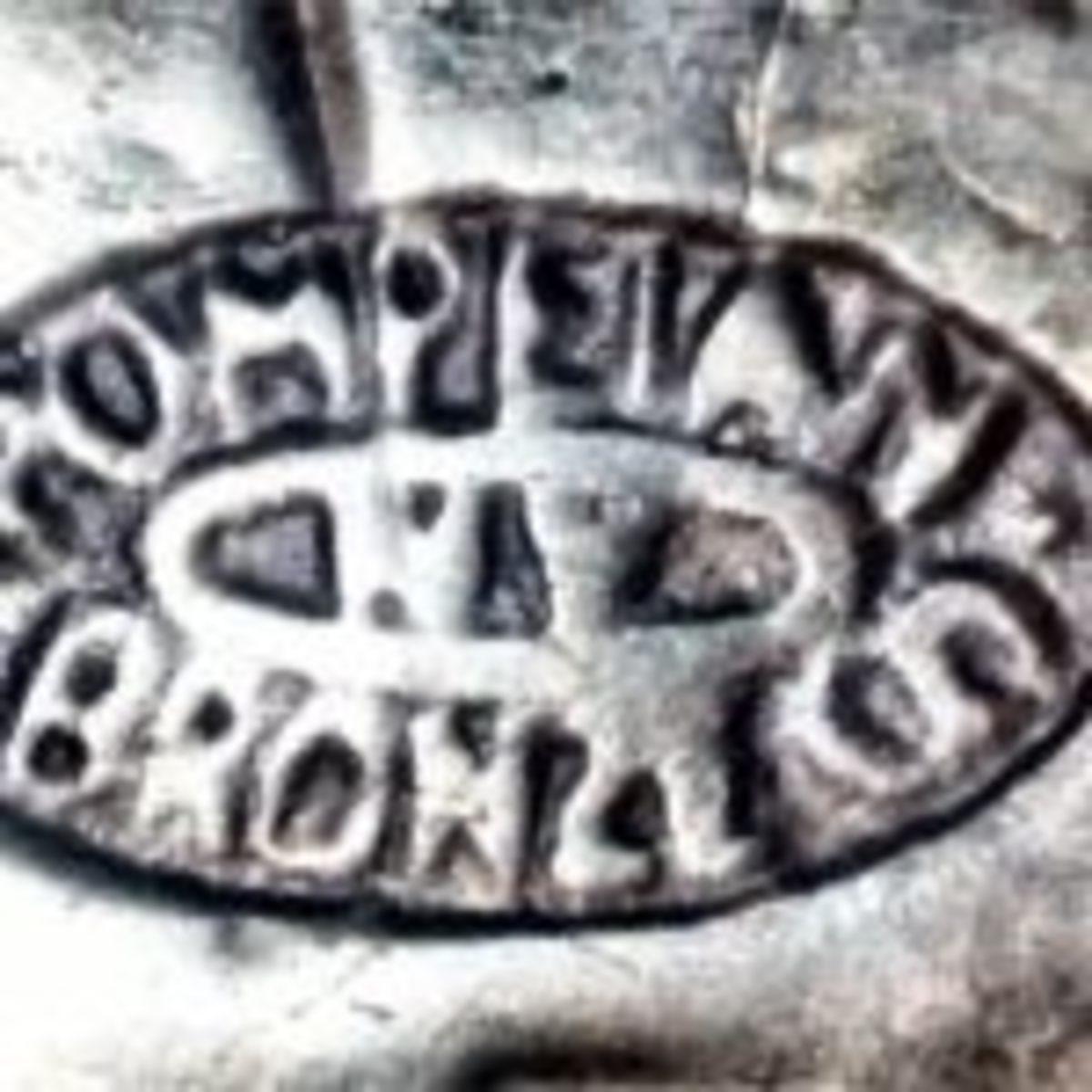 Pompeian Bronze Company mark