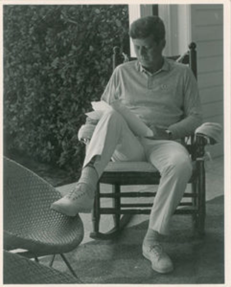 John F. Kennedy negative and photograph collection, soldfor$9,492.