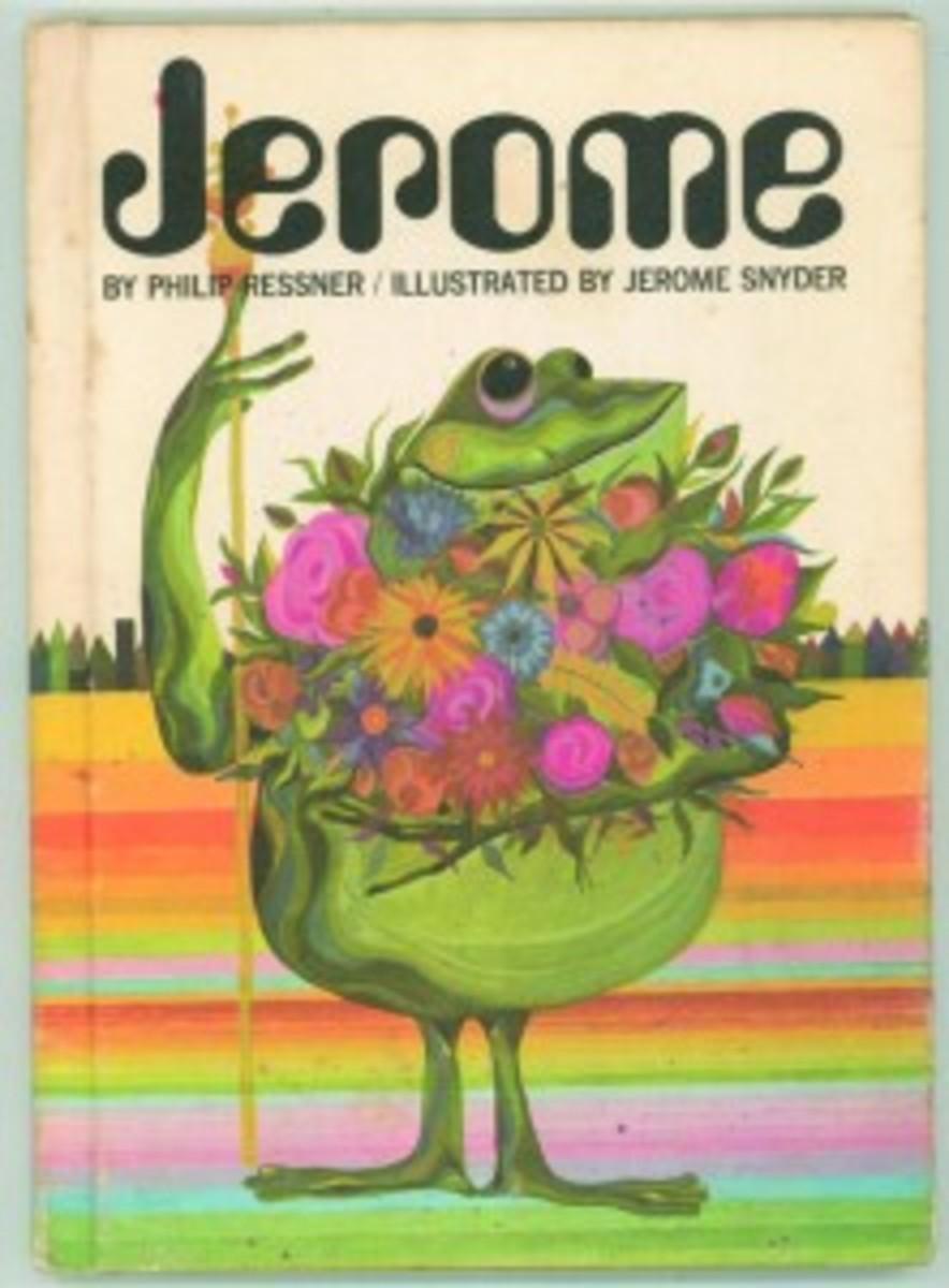 Noah Fleisher's favorite childhood book.