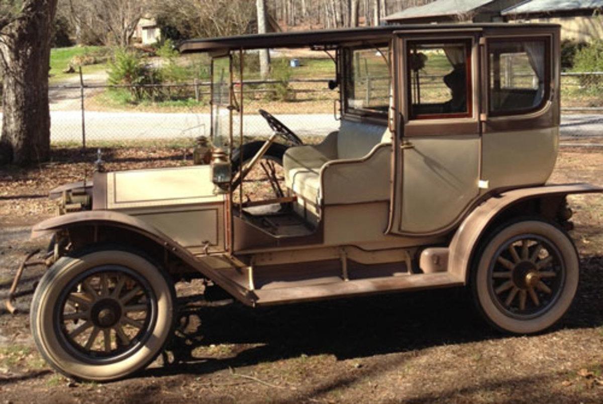 Touring Cadillac