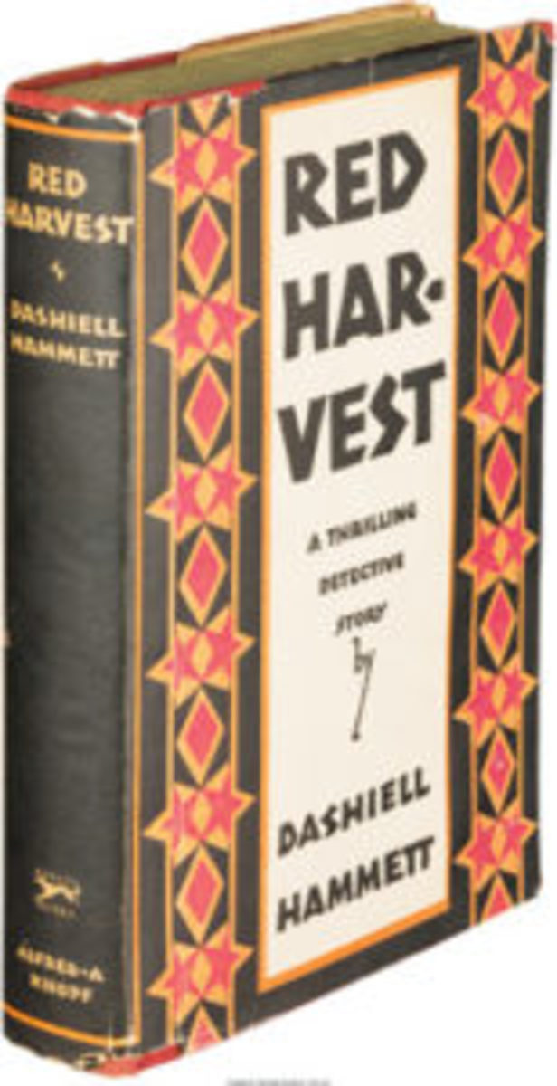 Red Harvest by Dashiell Hammett