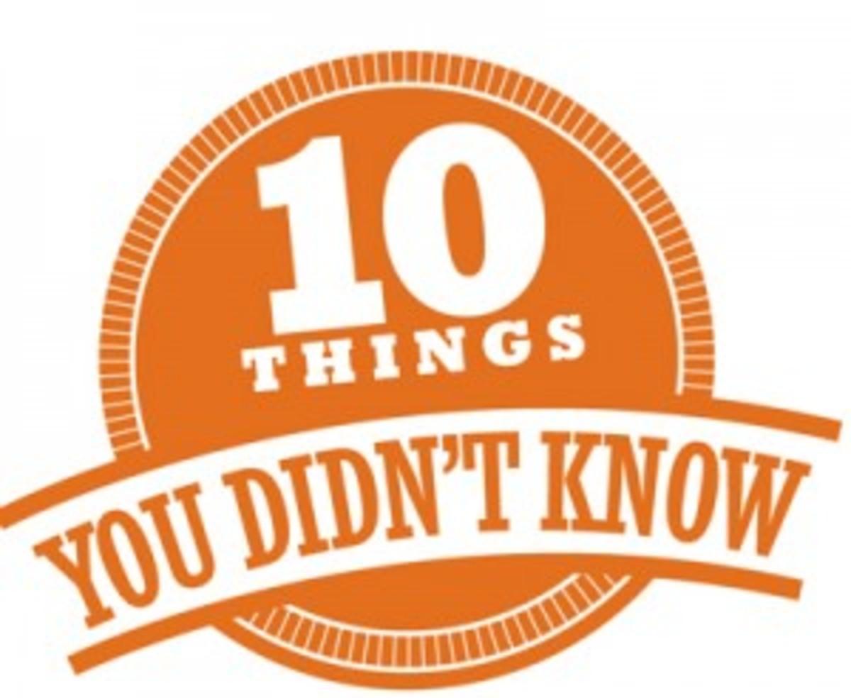 10 Things Logo