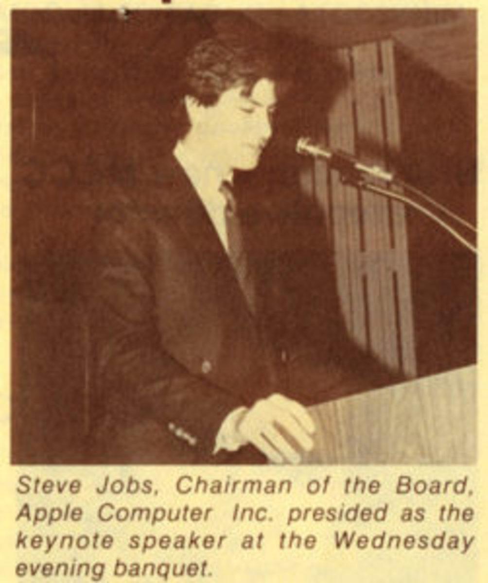 Steve Jobs circa 1982