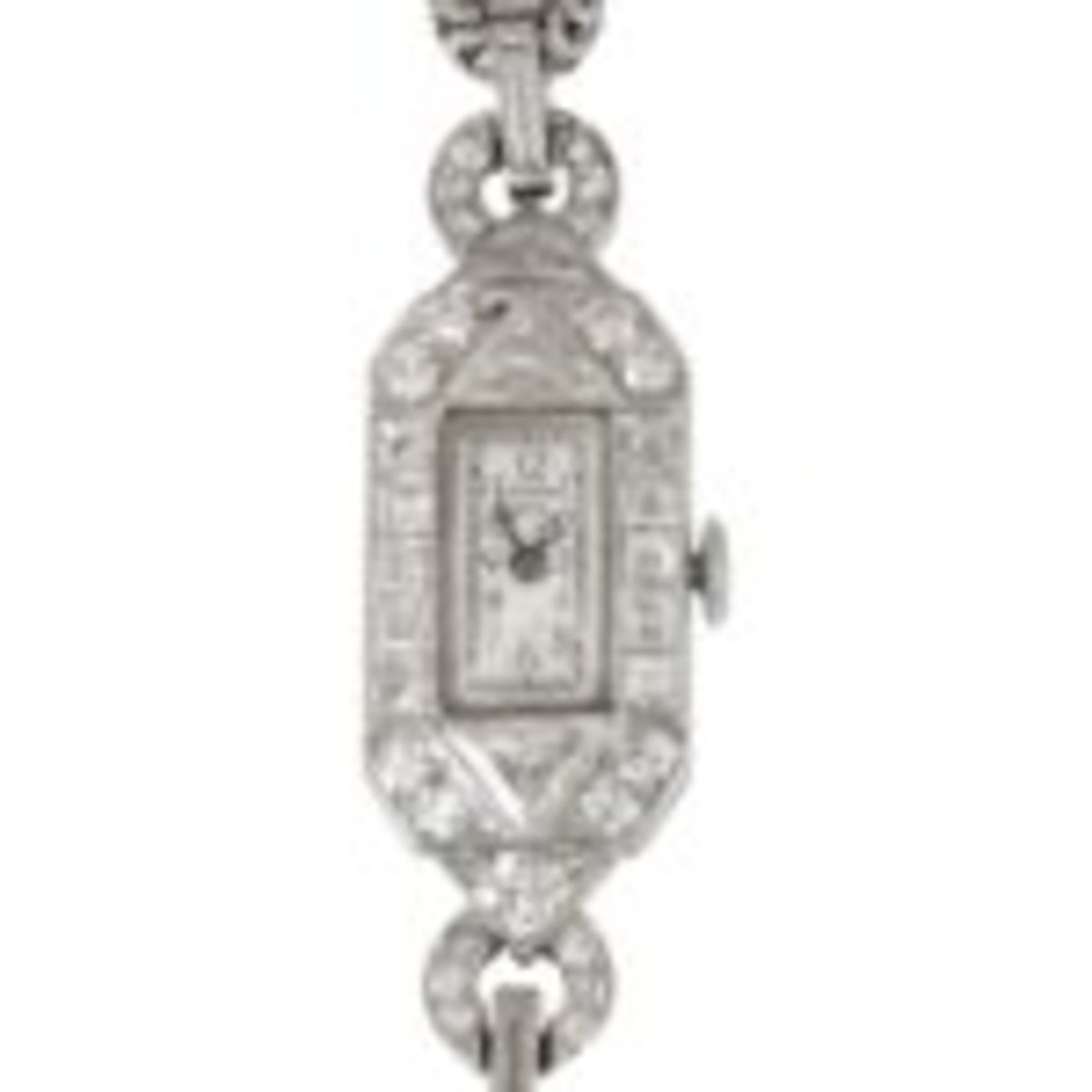 Luxury watch by Tiffany & Co.