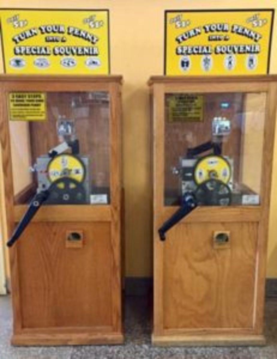 Cent machines