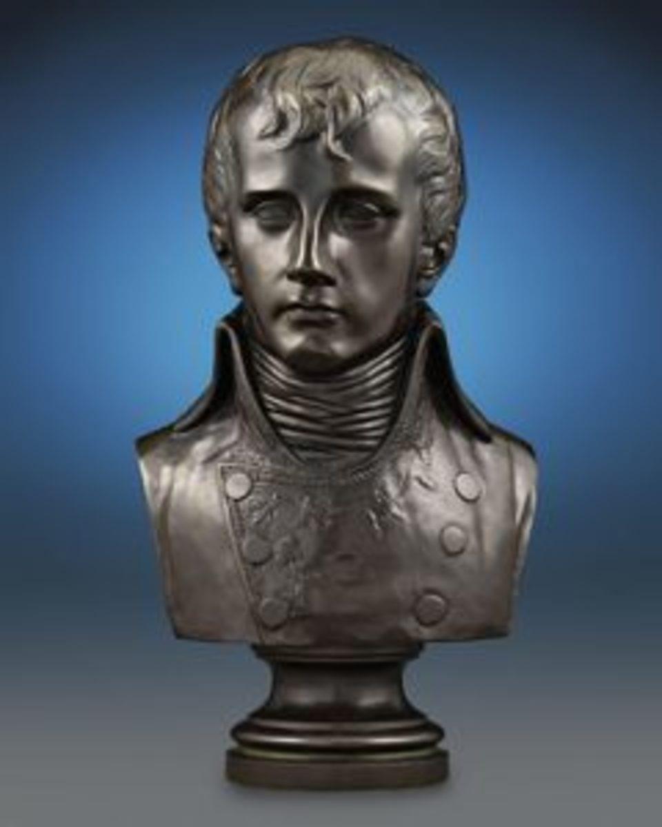 Napoléon Bonaparte bust