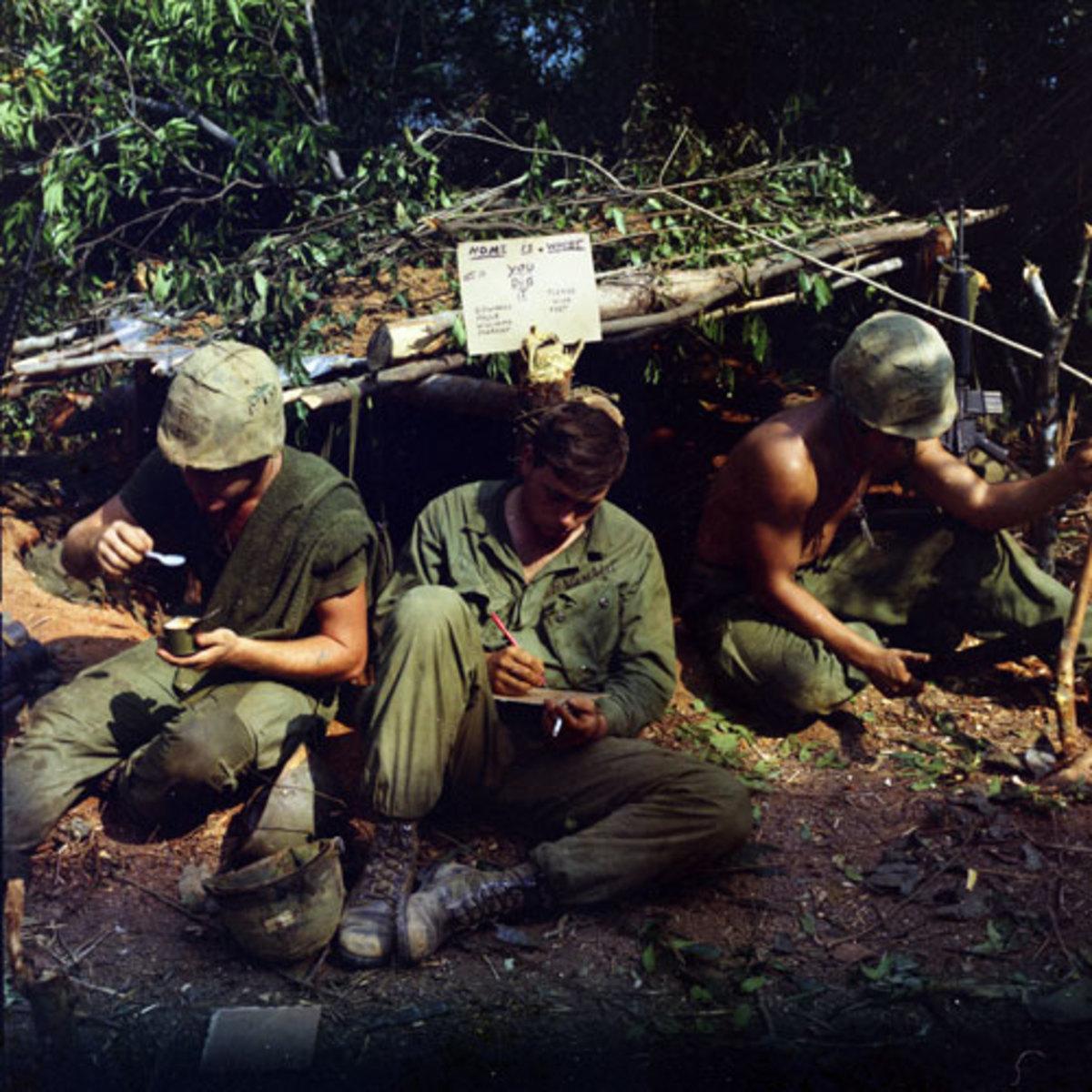 fighting bunker Vietnam