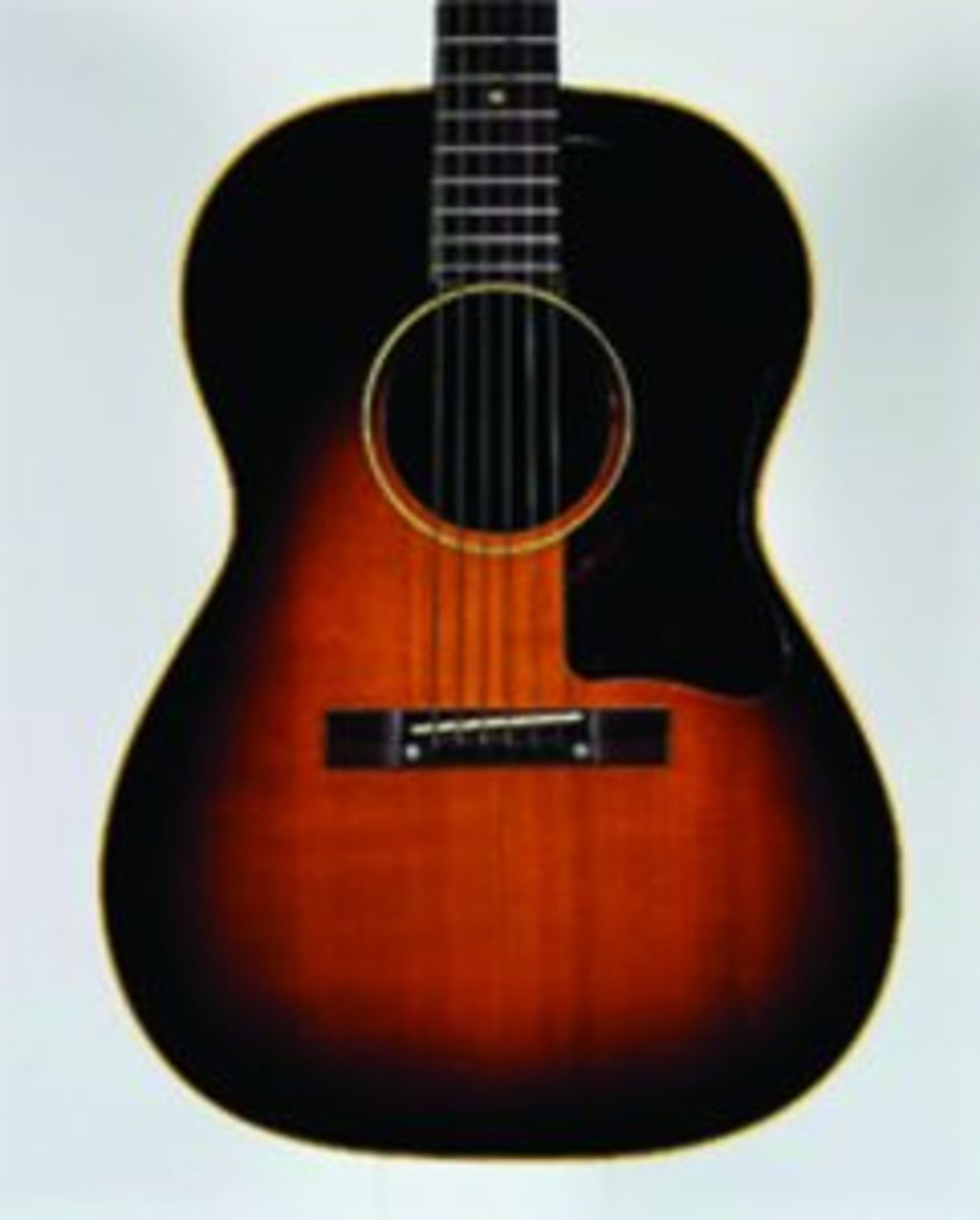 1957 Gibson acoustic
